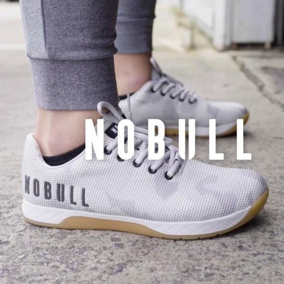 Nobull Project White Camo Trainer
